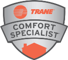 Call RG Heating & Air Conditioning for Trane Comfort Specialist service in Madison WI.